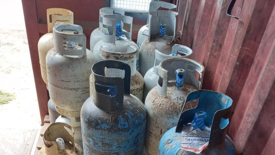 Venta y Entrega de Gas Agua y Yerba Mate en Mendiolaza