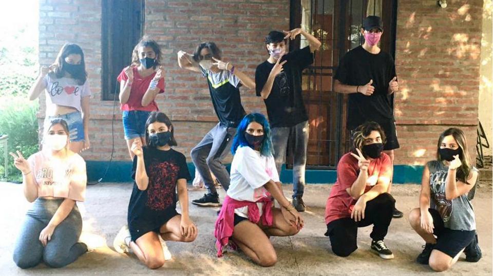 Seminario de Danza K-POP en Mendiolaza