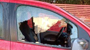 Vandalismo en El Talar de Mendiolaza