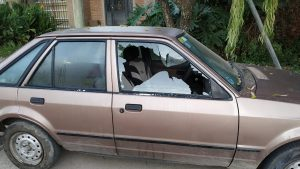 Rompieron 24 autos y 8 vidrieras en El Talar