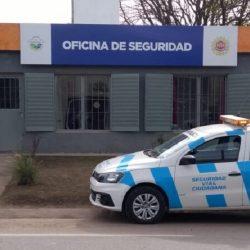 Covid en Seguridad Ciudadana de Mendiolaza