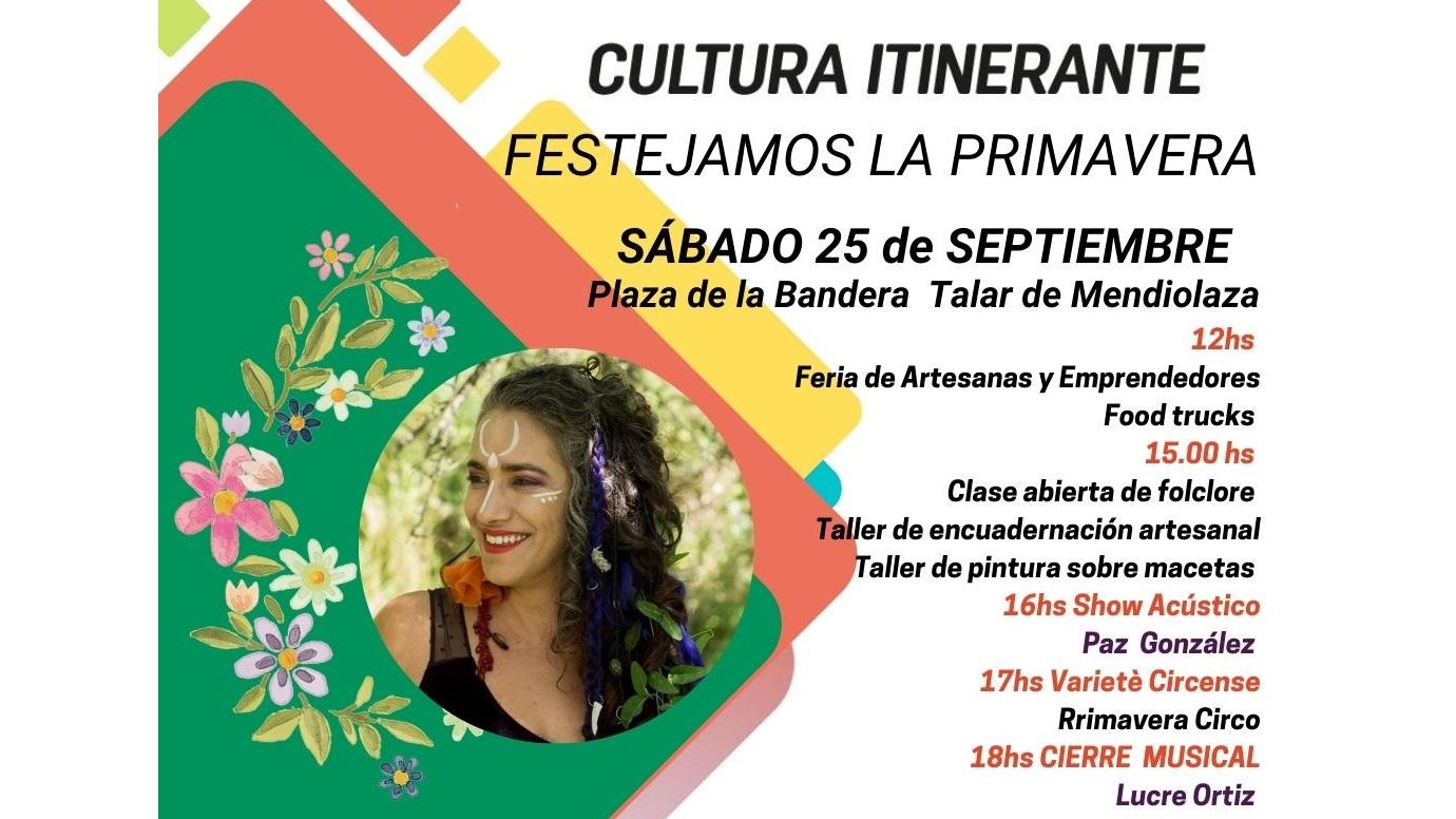 Actividades Culturales en Mendiolaza 23/09