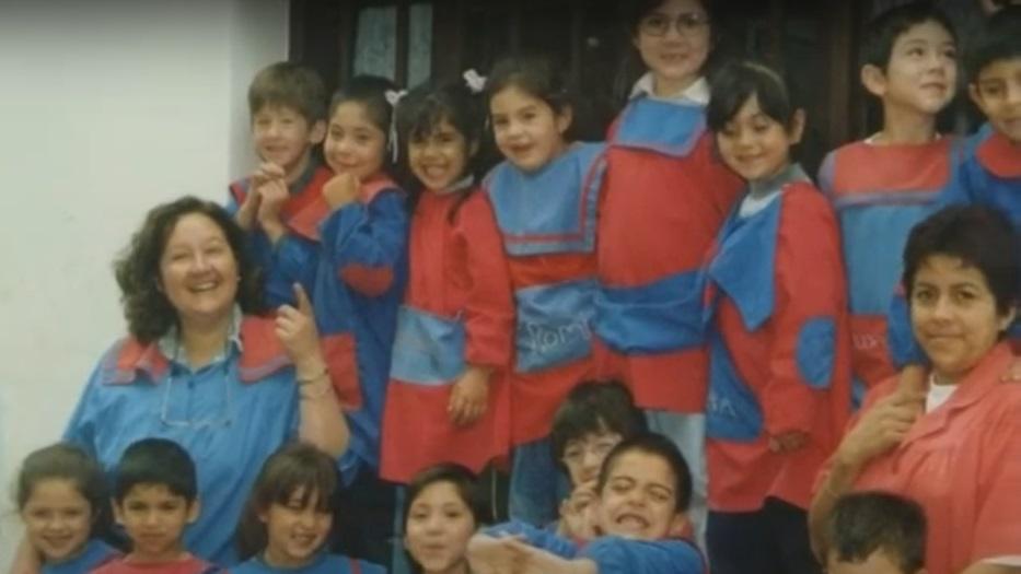 Una Maestra con Historia en Mendiolaza