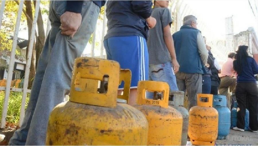 Venta de Gas en Mendiolaza