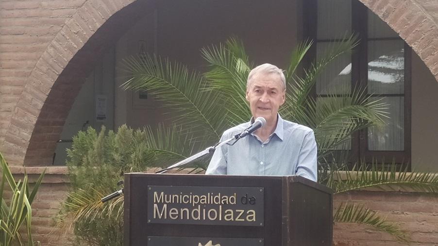 Schiaretti en Mendiolaza
